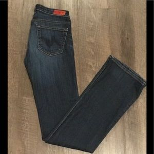 Ag Adriano Goldschmied Jeans - AG The Angel bootcut Jeans 26R